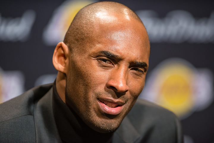 """""""It's cold; it's really, really cold. Really cold,"""" Los Angeles Laker Kobe Bryant complained at a media availability in Toronto Friday."""