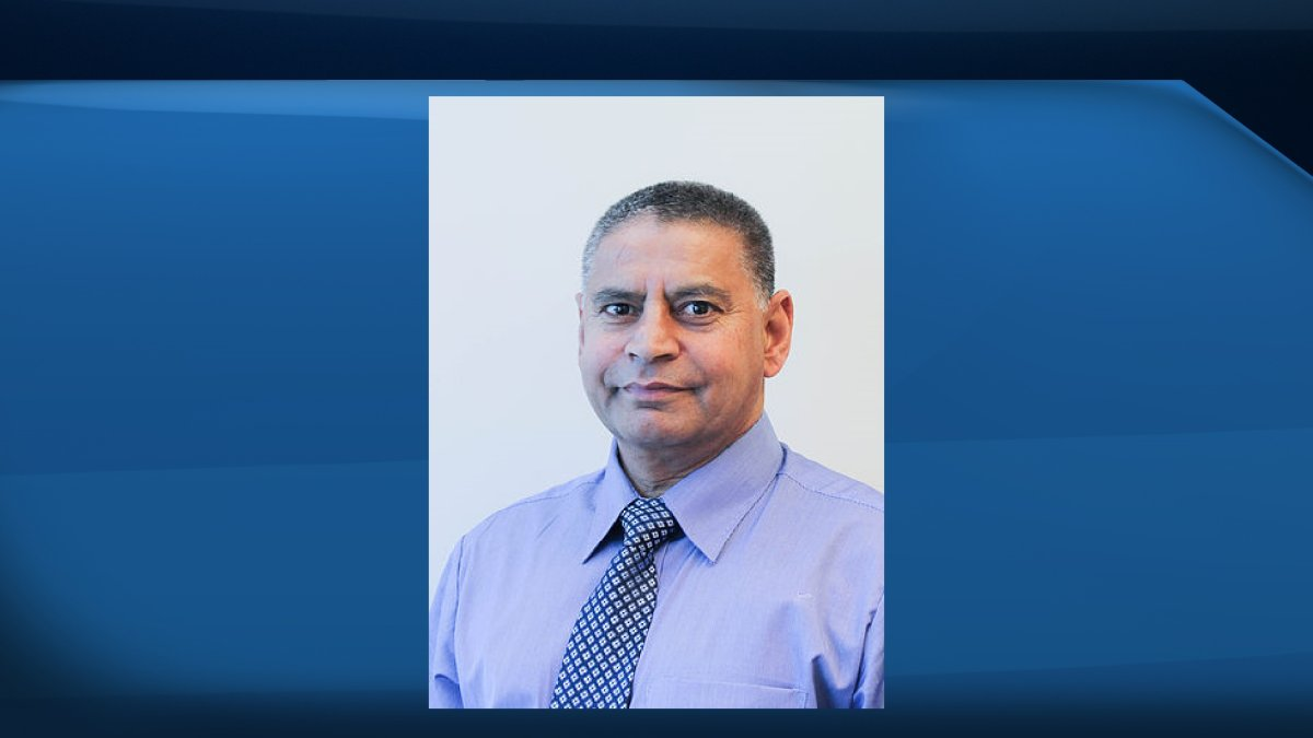 City of Edmonton Ward 12 Councillor Moe Banga.