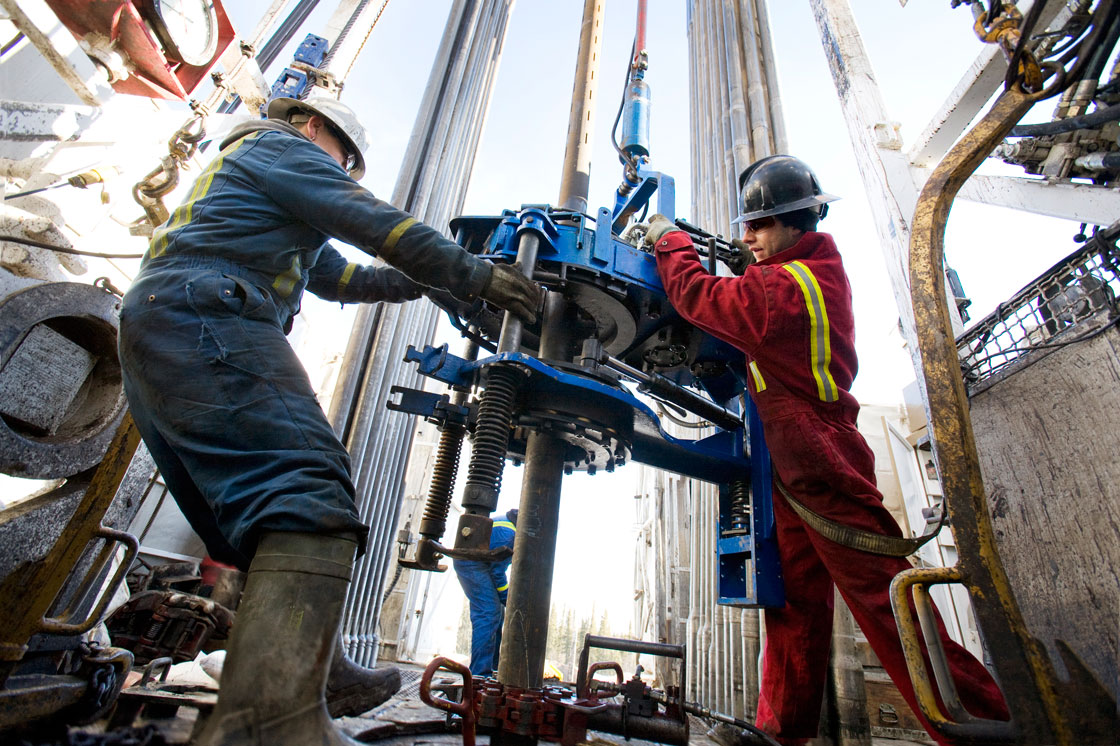 Ottawa's response to proposal to hire unemployed oil-and-gas workers to clean up old wells: maybe.