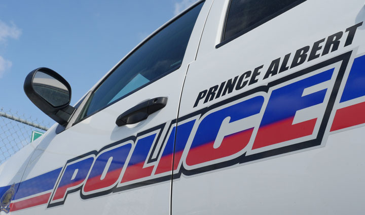 A 21-year-old man has been charged with discharging a firearm in Prince Albert, Sask.
