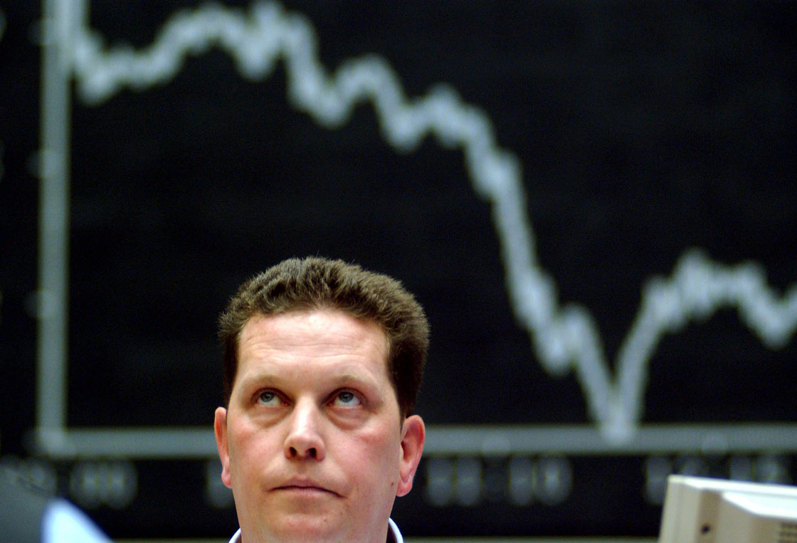 Canada's main stock exchange has dropped 5 per cent this year.