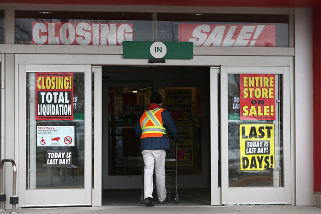 """Target's closure """"seemed to open the floodgates."""" ."""