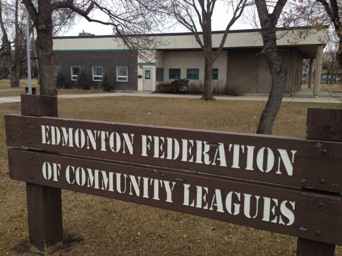 The Edmonton Federation of Community Leagues, March 14, 2016.