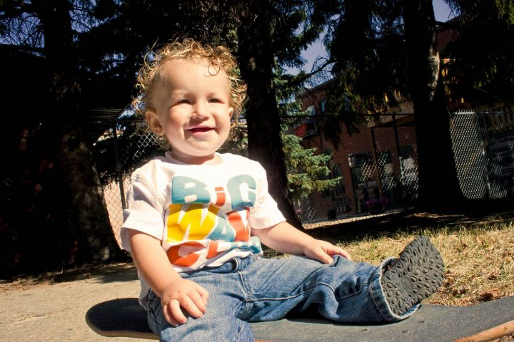 Ezekiel Stephan was 18 months old when he died of meningitis.