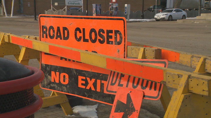 Starting Monday, motorists can expect traffic restrictions along Broadway Avenue in Saskatoon.