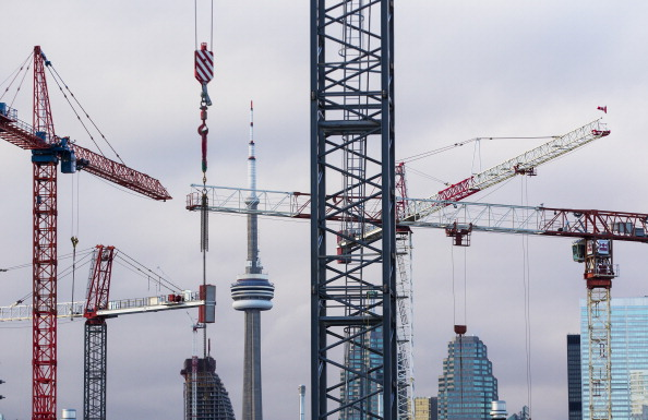"The Bank of Canada warned in 2013 of ""the risk of an abrupt correction in prices and residential construction activity"" amid Toronto's condo boom."