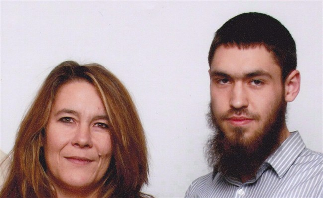Christianne Boudreau left, and her son, Damian Clairmont. Clairmont was killed while fighting for ISIS in Syria. This weekend, Roy Green speaks to Boudreau about her son, radicalization and violence.