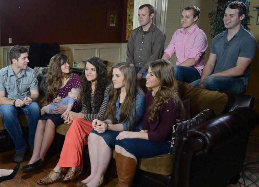Eight Duggars appear on 'GMA'