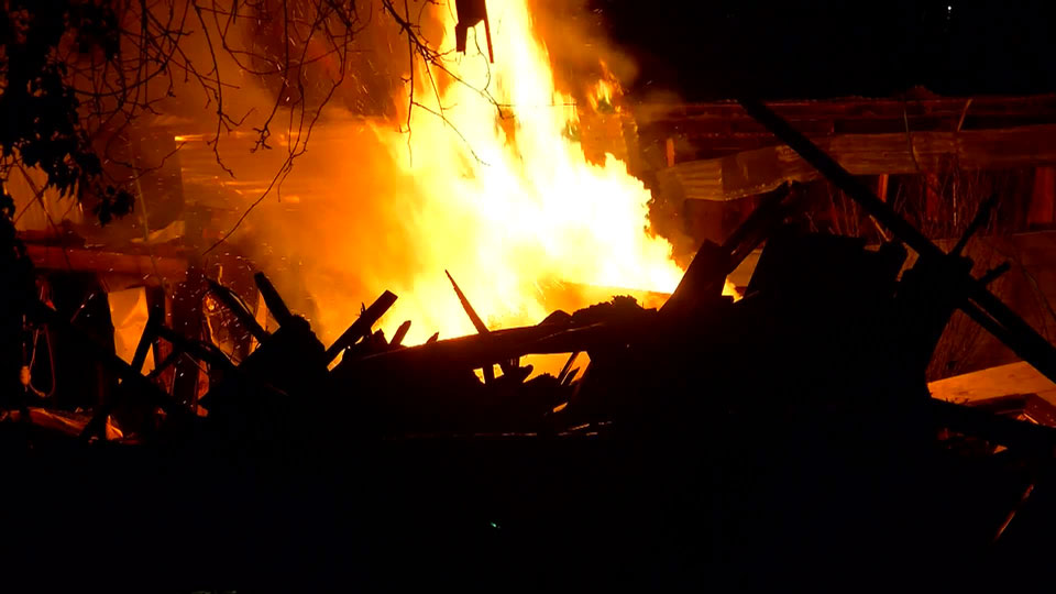 File photo of a fire.