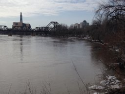 Continue reading: 1 person in hospital after Red River rescue: WFPS