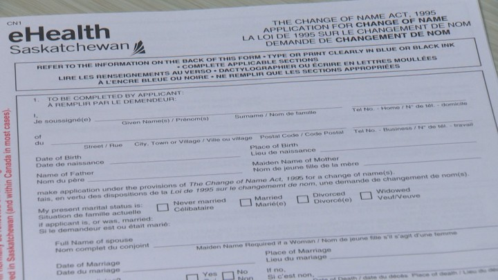 A Saskatoon criminal defence lawyer confirms that convicted criminals change their names all the time.