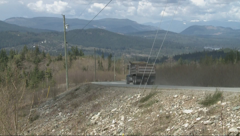 The B.C. Supreme Court rules a contaminated landfill is not a permitted use of the land at the quarry in Shawnigan Lake.