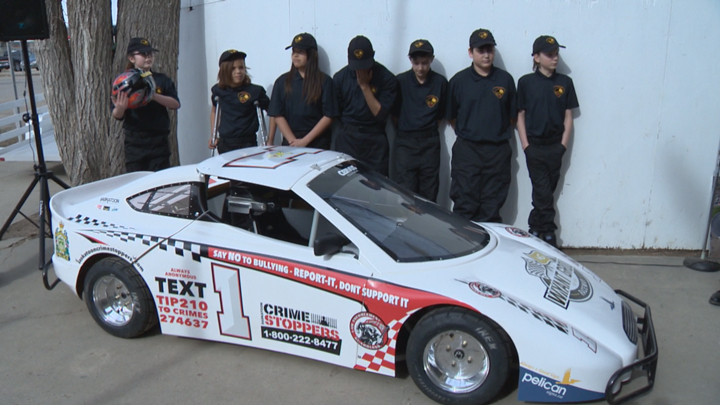 "Inner-city youth will be ""racing for respect"" at the Wyant Group Raceway."