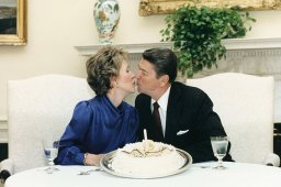 Continue reading: Nancy and Ronald Reagan, inseparable in life, together again