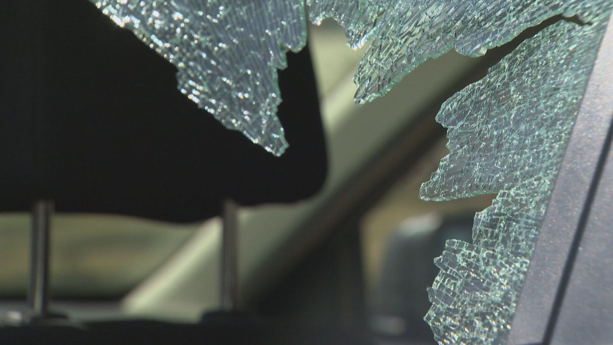 Peterborough police are investigating a rash of vehicle break-ins.