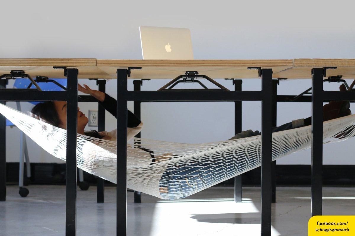 nap in a hammock