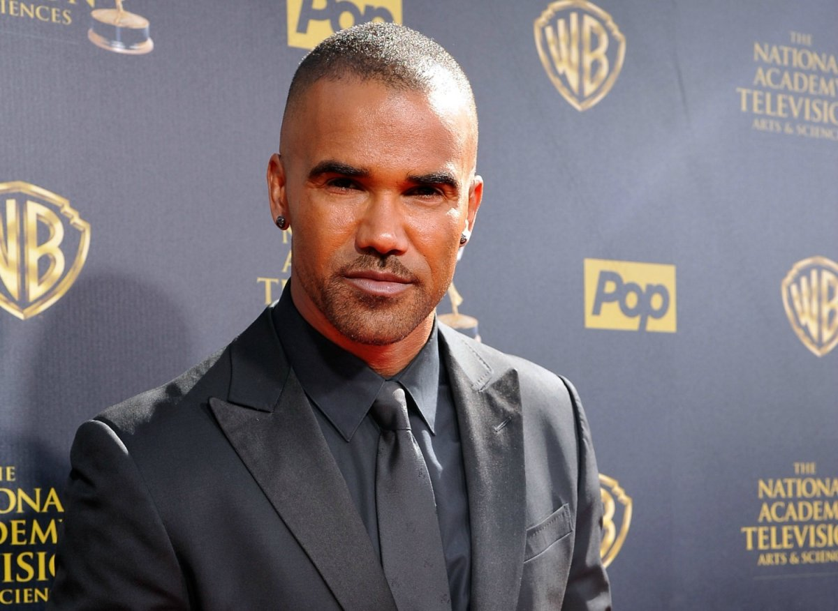 Shemar Moore attends The 42nd Annual Daytime Emmy Awards on April 26, 2015.