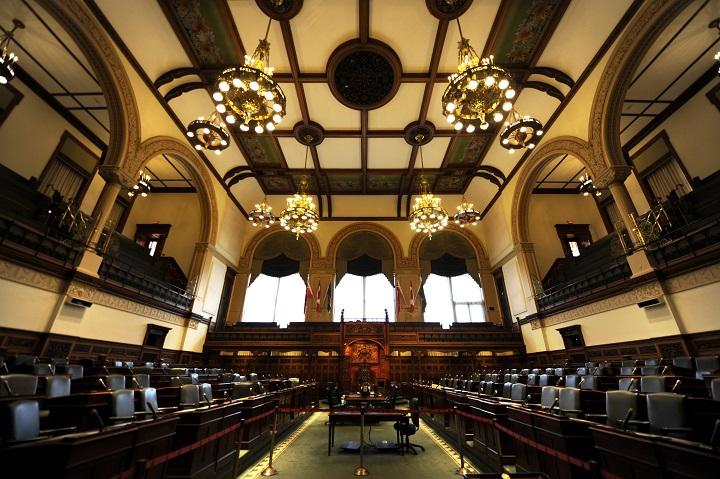 The Ontario legislature. Fred Lum/The Globe and Mail.