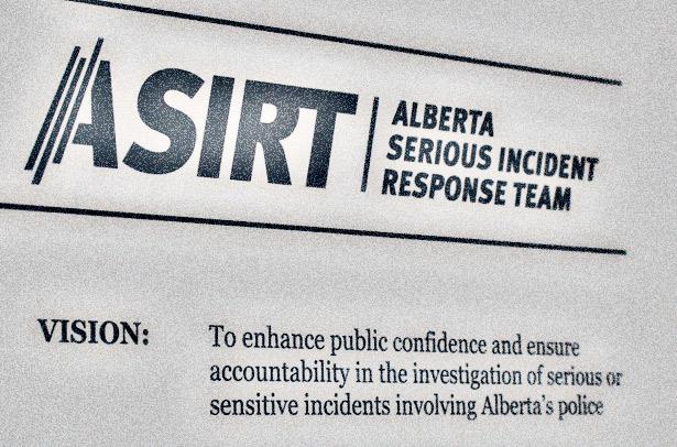 The Alberta Serious Incident Response Team.