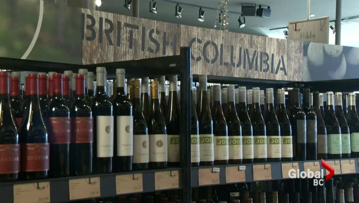 File photo. BC Wine Institute lawyers will be in court on Monday morning to argue for an interim injunction against Alberta's ban on B.C. wine.