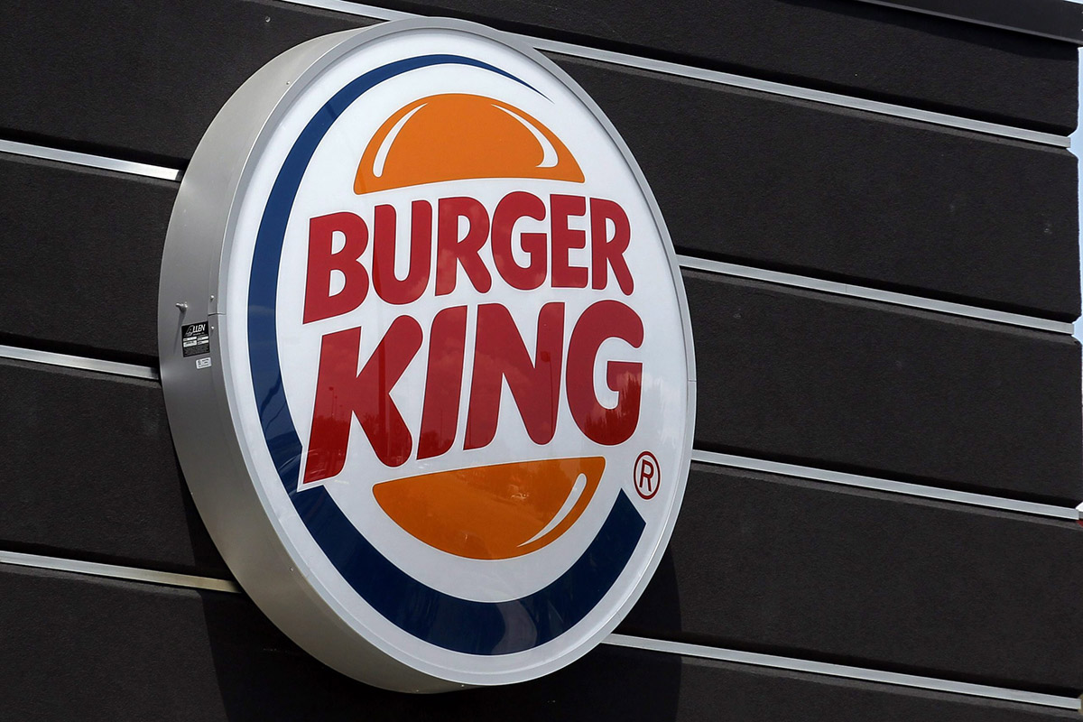 A file photo of a Burger King restaurant.
