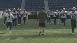 Continue reading: Winnipeg Blue Bombers mini-camp concludes but competition for receiver jobs has only begun