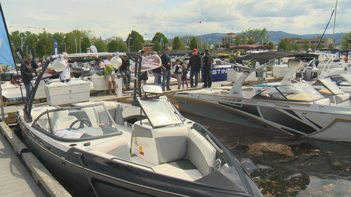 Kelowna boat show could break attendance records - image