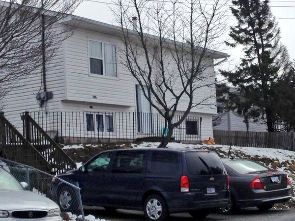 RCMP are investigating after shots were fired at both a home and a vehicle on Saturday in North Preston.