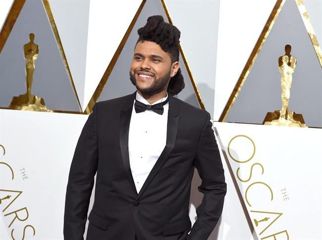 The Weeknd, Bieber, Drake snag Junos - image