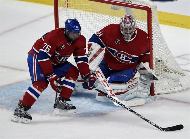 Canadiens shut down star players Carey Price, P.K. Subban for the season - image