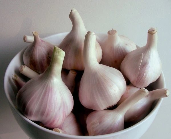 Garlic is one of several foods that promote liver health.
