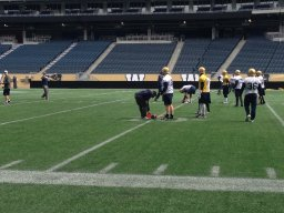 Continue reading: Winnipeg Blue Bombers kick off mini-camp