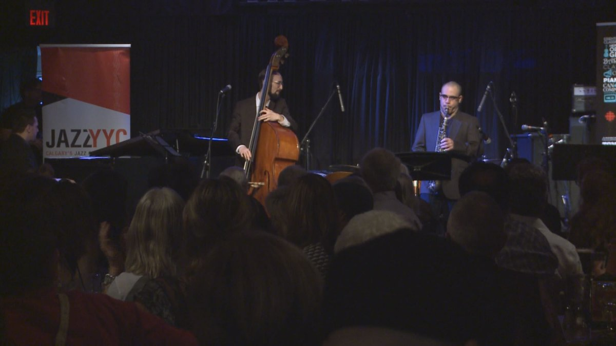 The Ironwood Stage & Grill was full to capacity Friday night as it hosted events for  JUNOfest.
