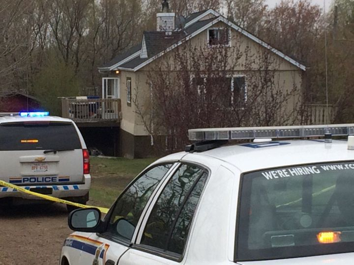 The RCMP is investigating after a man was found dead in a home on a rural property in Leduc County.