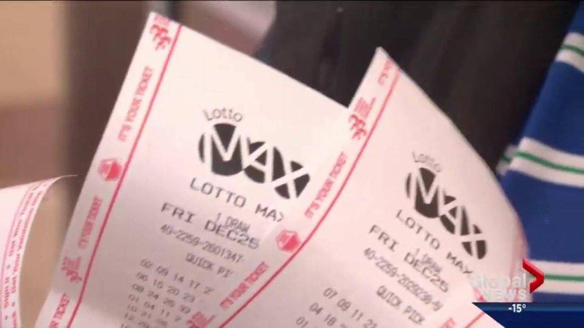 Someone in Winnipeg is $60 million dollars richer after Friday's jackpot.