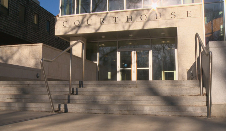 A Saskatoon mother who pled guilty to an aggravated assault charge after her son was stabbed in 2013 is scheduled back in court Monday.