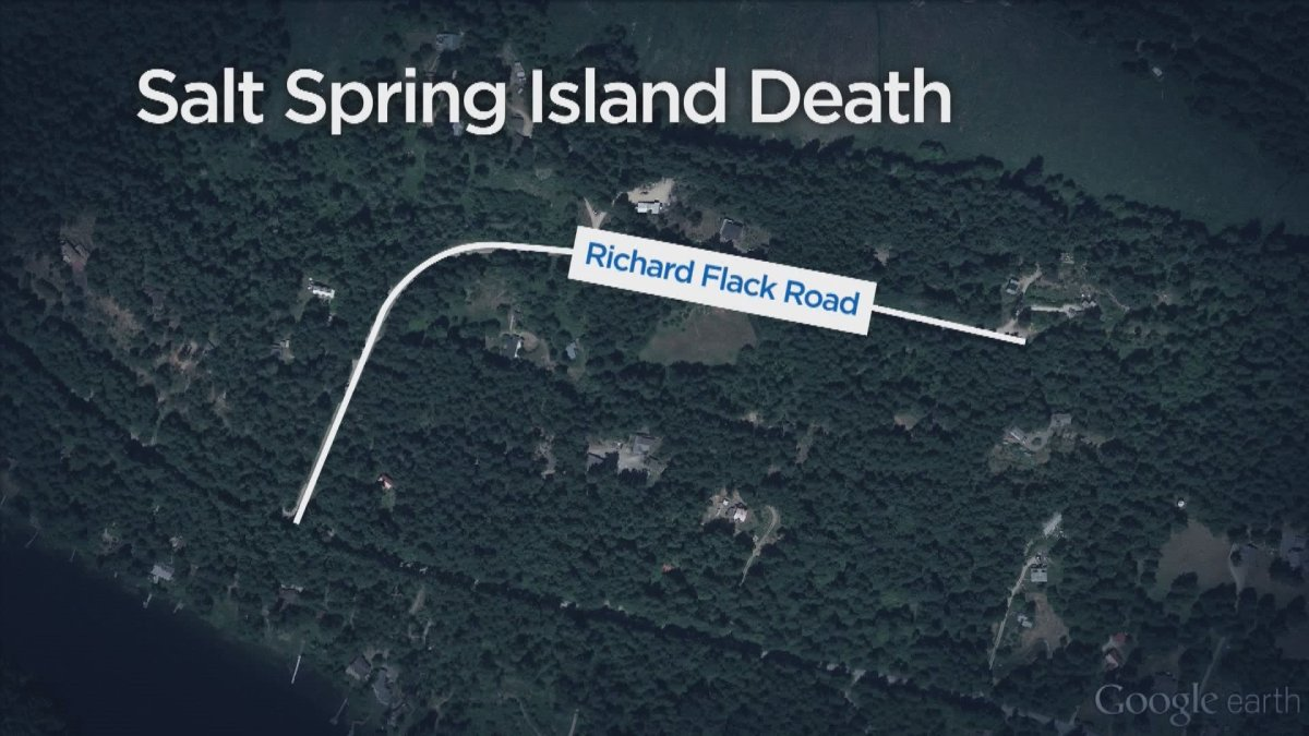B.C.'s police watchdog has been called to Salt Spring Island to investigate a suspicious death.