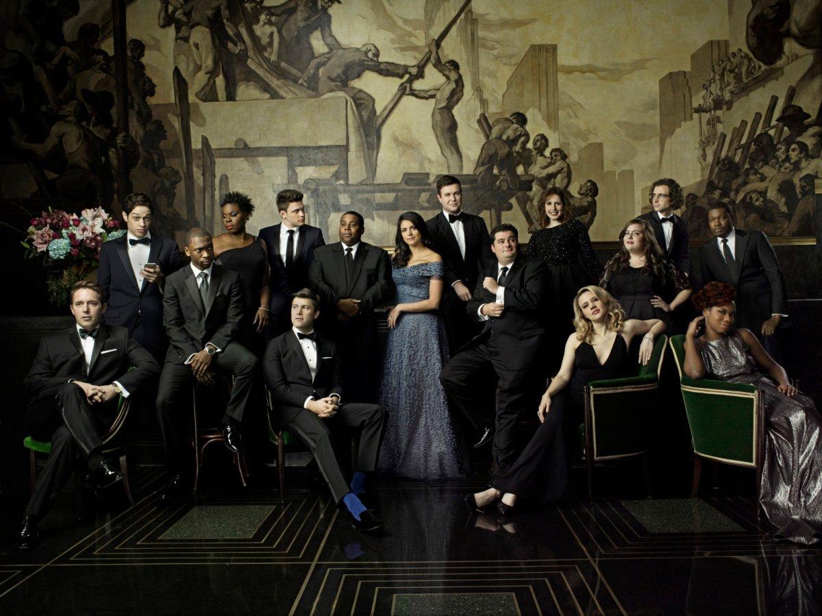 'Saturday Night Live' cast