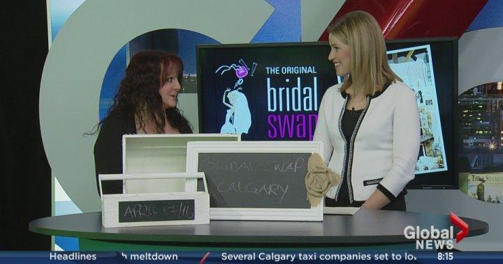 Original Calgary Bridal Swap Brings New Life To Old Wedding Items Calgary Globalnews Ca