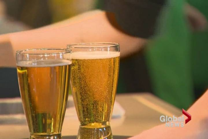 Starbucks has begun offering beer and wine at three locations in Toronto.