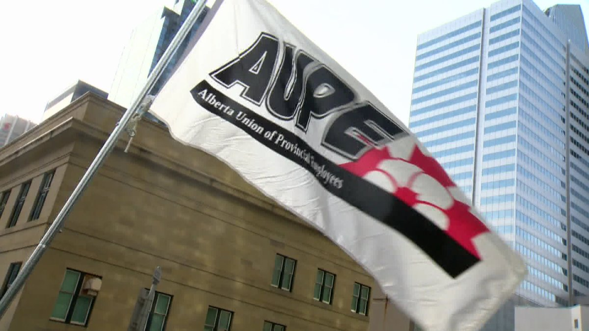 Alberta Union of Provincial Employees.