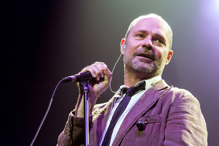 The Tragically Hip perform at Caesars Windsor in Windsor, Ont. on July 5, 2012.