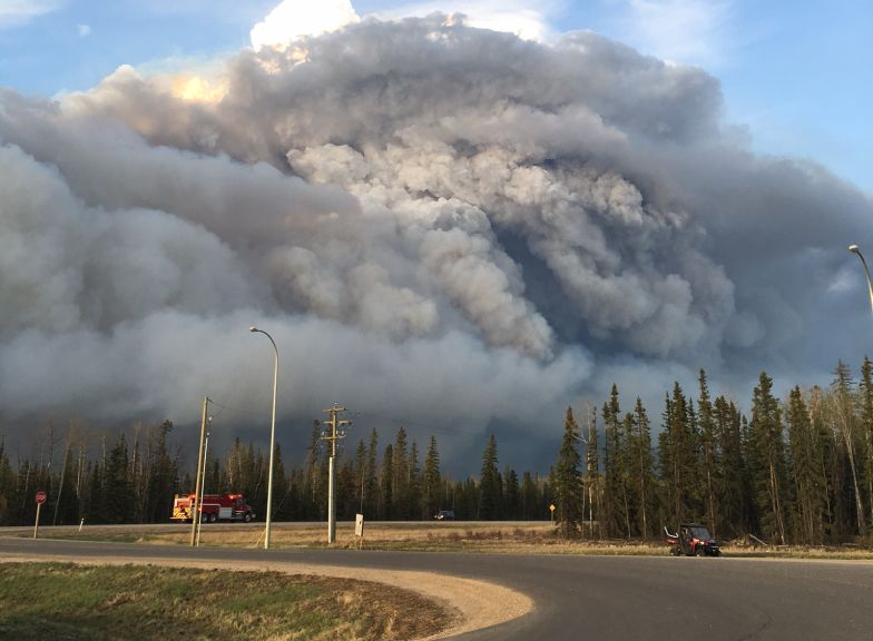 Fort McMurray wildfire grows to 423K hectares - image