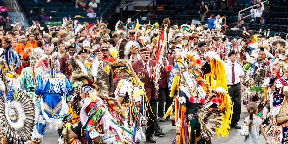 The Manito Ahbee Festival celebrates Indigenous culture to inspire and educate people across North America.