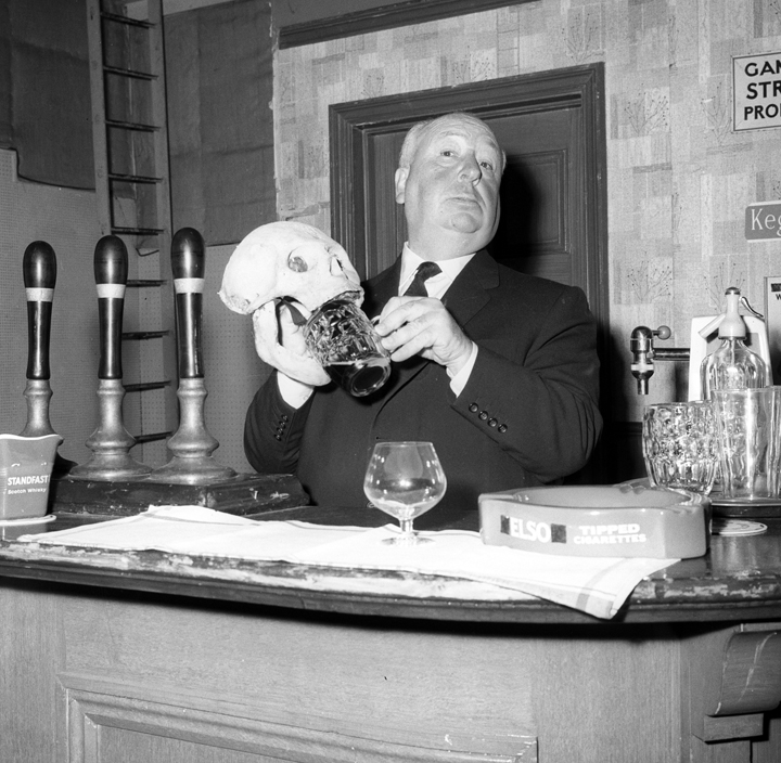 Alfred Hitchcock was born on a Friday the 13th. His life turned out pretty well.