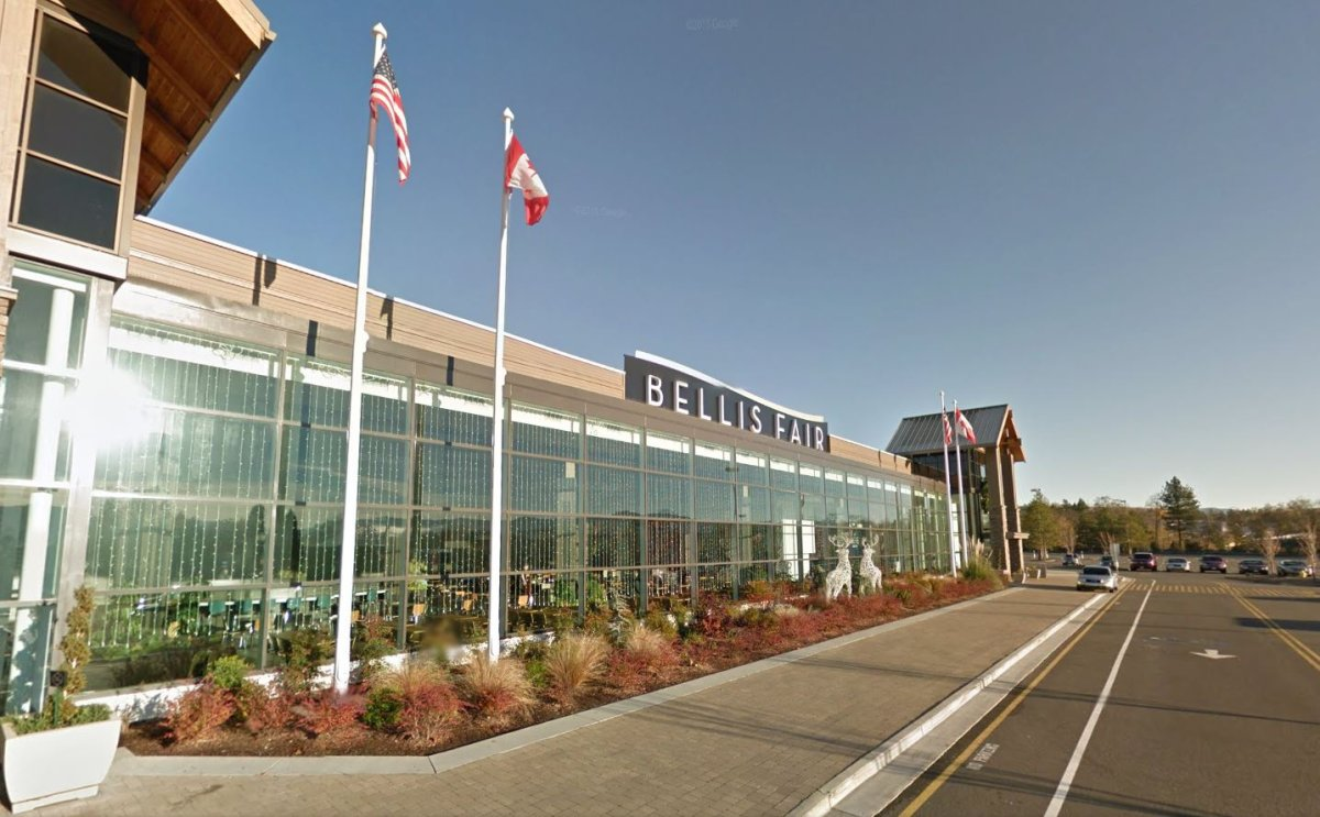 Bellis Fair Mall in Bellingham, Washington.