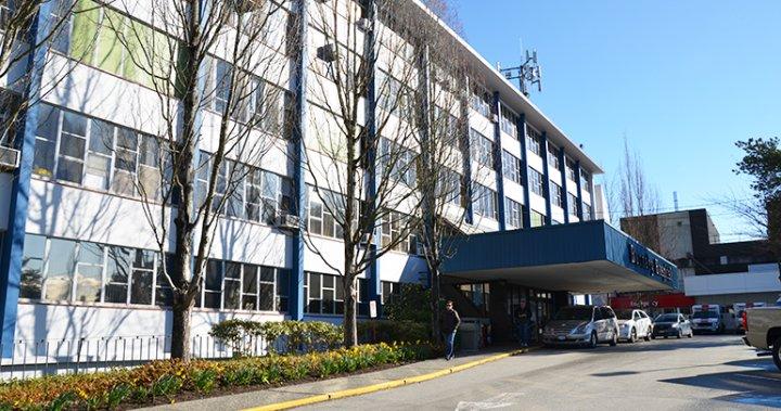 Health News - COVID-19 outbreak declared at B.C's Burnaby Hospital thumbnail