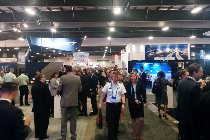 The CANSEC conference in Ottawa