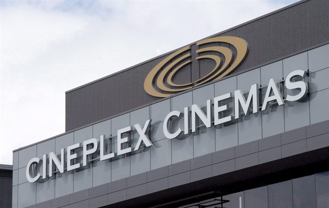 All ten of the auditoriums at Regina's Cineplex Odeon Southland Mall theatre will soon have reclining seats.