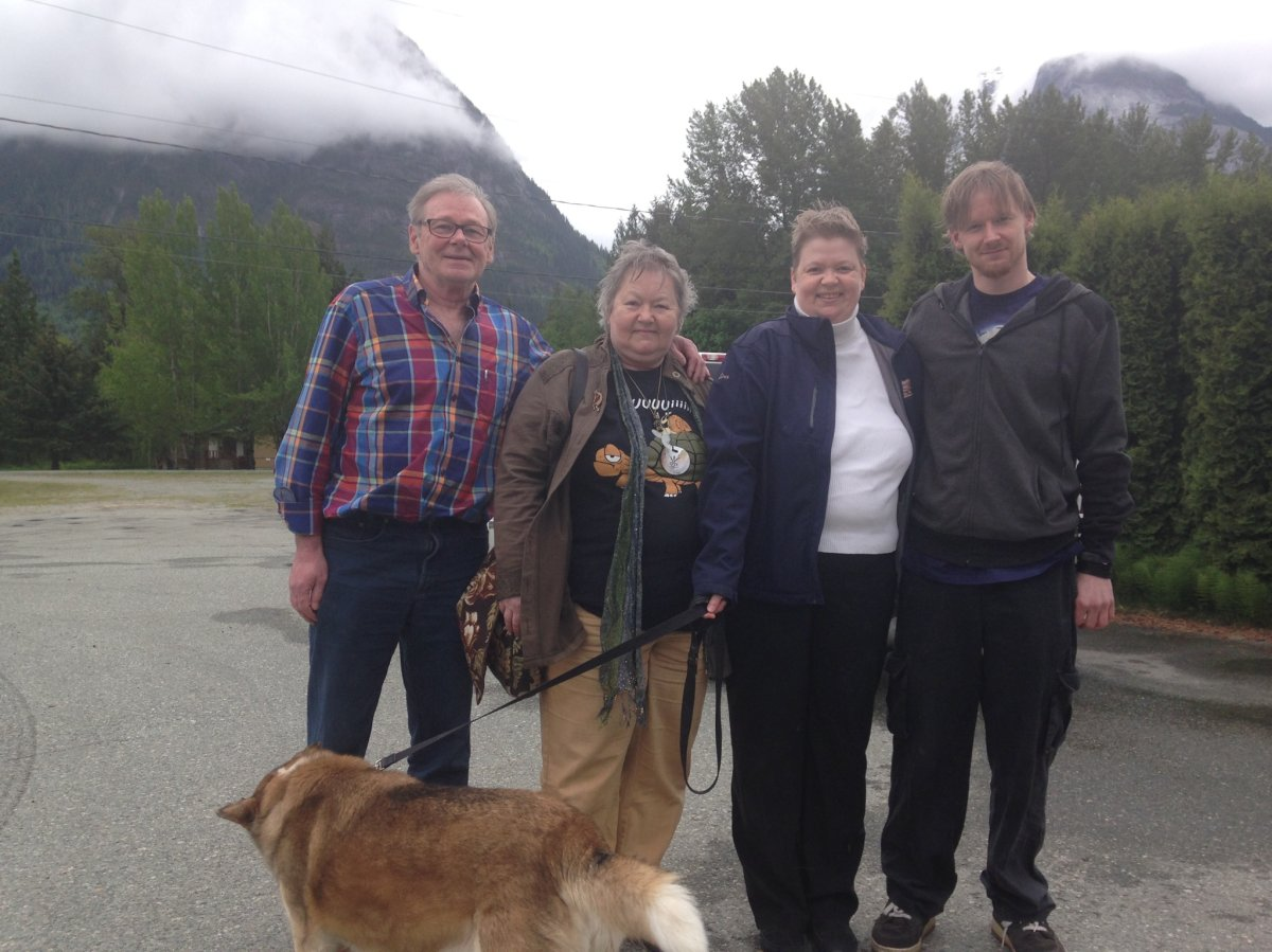 The Behnckes first travelled to Canada in 1996 and have returned several times since.